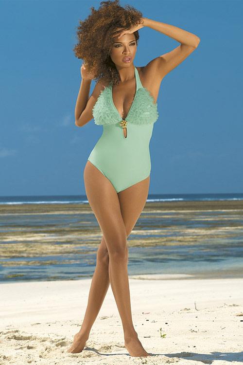 Jednodílné plavky She Brook Sunny Beach