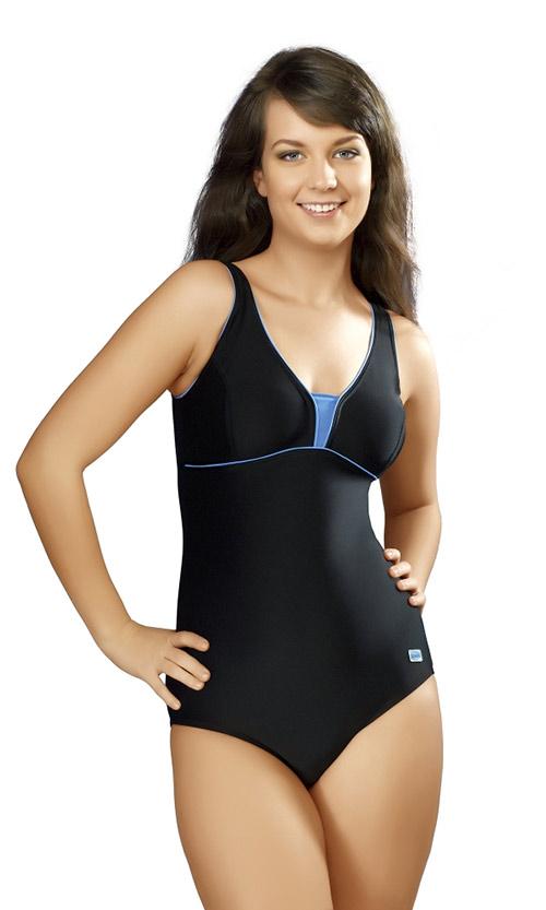 Černé sportovní plavky Gwinner Anika II