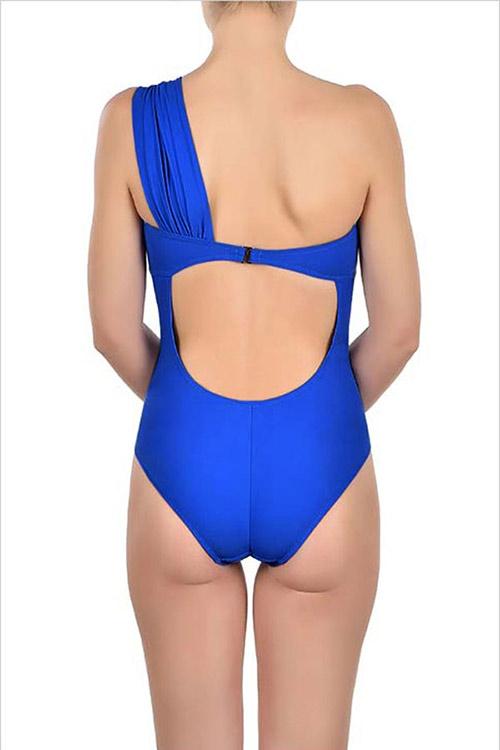 Modré plavky Reina od italských návrhářů