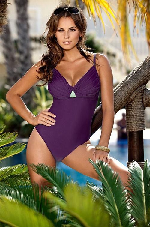 Plavky s vyztuženými košíčky Verano Belinda