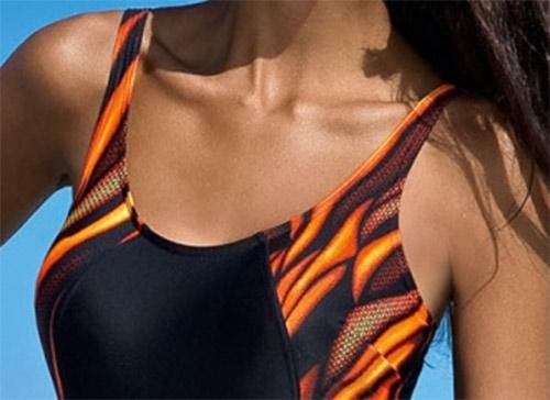Žhavé sportovní plavky Agnes