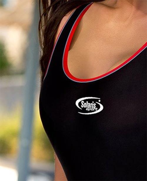 Jednodílné plavky Solaris sport