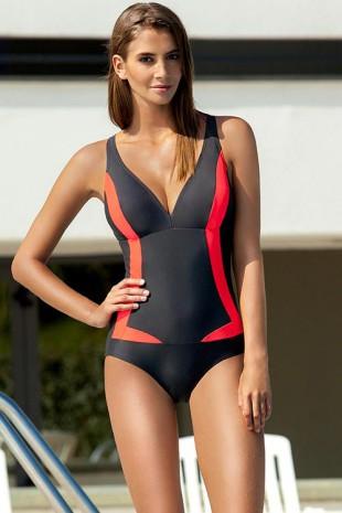 Jednodílné plavky pro rok 2016 v mnoha barevných kombinacích