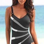 Moderní dámské plavky Sunflair 2016