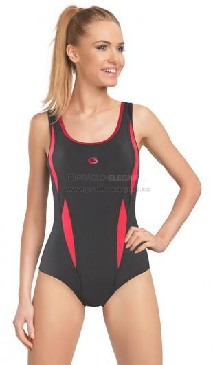 Plavecké jednodílné plavky Winner Aqua I