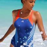 Dámské jednodílné plavky Adidas performance