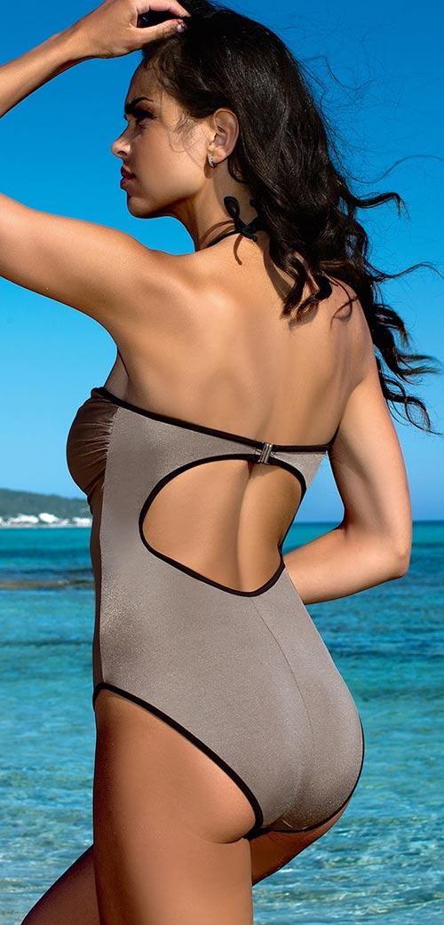 Luxusní dásmké plavky Lorin