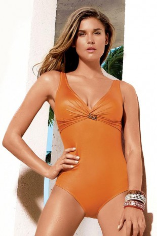 Luxusní jednodílné italské dámské plavky David Mare