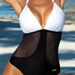 Dámské XXL plavky Marko Priscilla v krásném designu