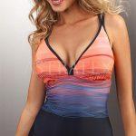 Pohodlné dámské plavky Aquarilla Elissa