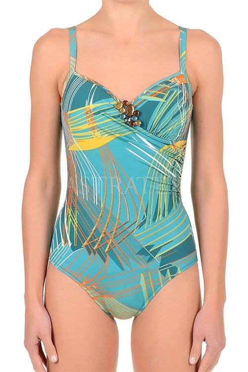 Luxusní plavky s broží