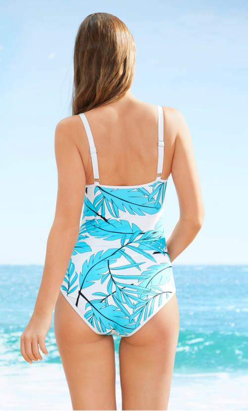 Délkově nastavitelná ramínka plavek