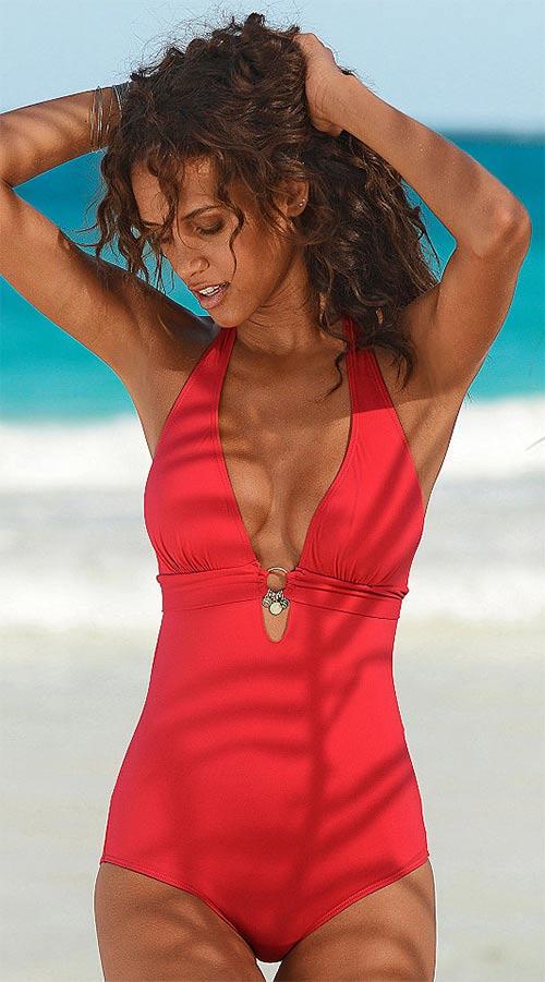 cervene-jednodilne-plavky-lascana