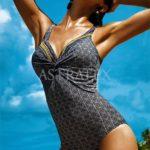 Jednodílné etno plavky Vacanze Diana