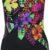 XXL květované plavky