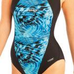 Jednodílné plavecké plavky LITEX