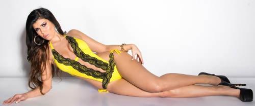 Plavky s erotickým nádechem