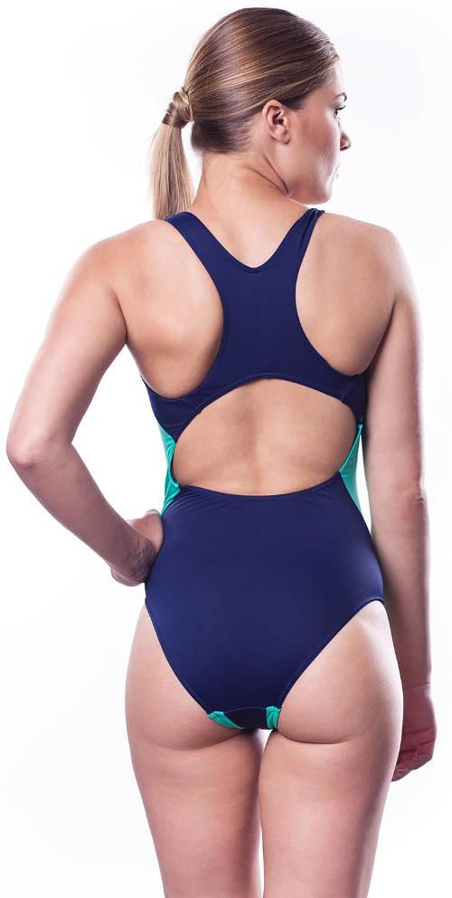 Plavky se sportovními zády