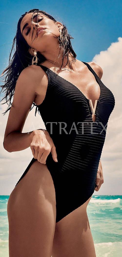 Luxusní italské plavky Vacanze Jacquard