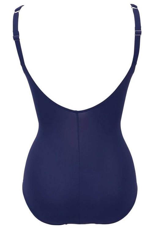 Modré jednodílné plavky Anite Michelle