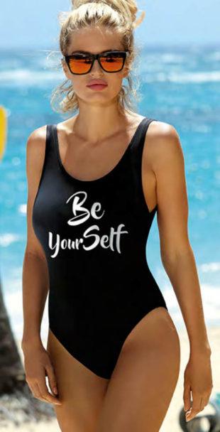 Dámské jednodílné plavky Be YourSelf