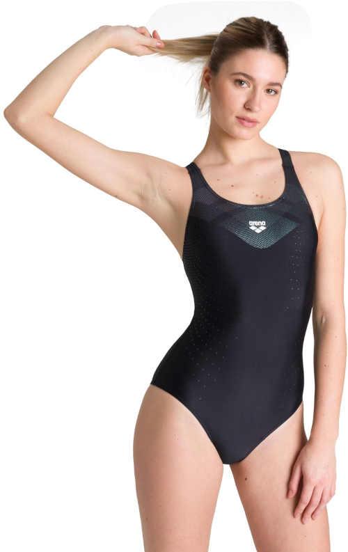 kvalitní jednodílné sportovní plavky