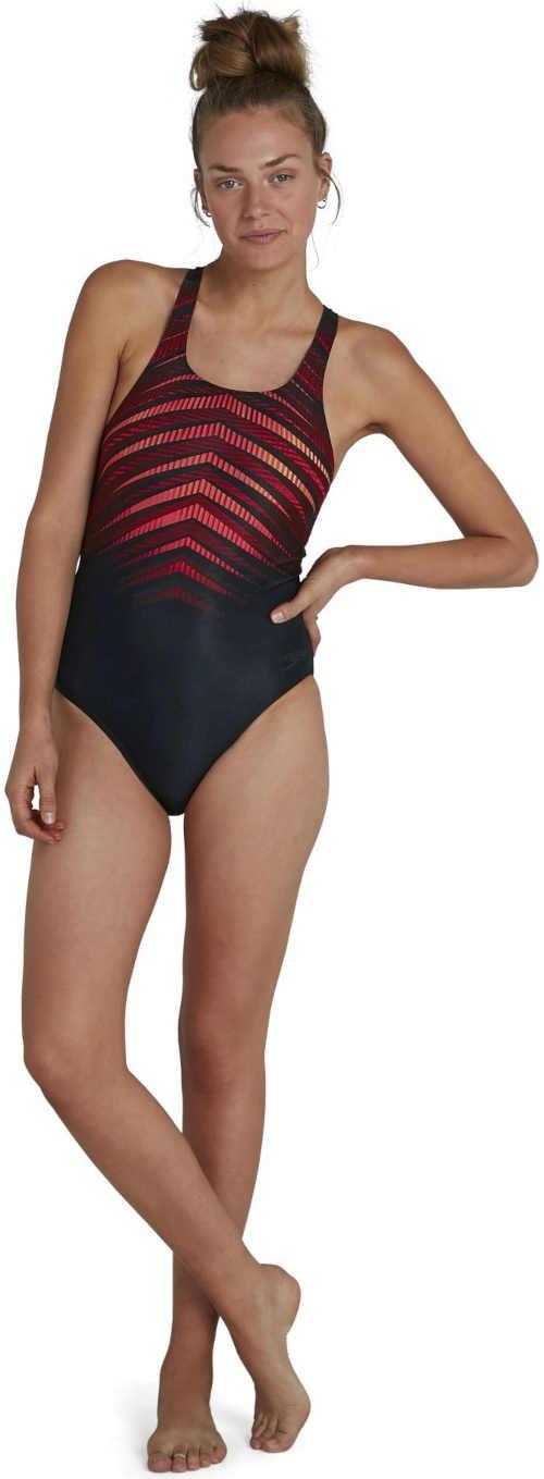 sportovní barevné plavky Speedo